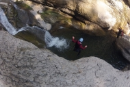 Canyoning Tour für Anfnger