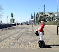 Segway Guide in Köln