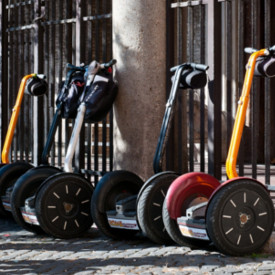 Segway in Rom