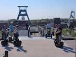 Segway Gruppe in Recklinghausen