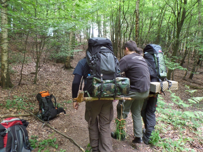 Survival-Seminar in NRW (Wuppertal)