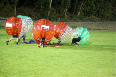 Loopyball Event in Radolfzell am Bodensee