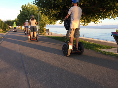 Segway PT-Tour Immenstaad - Meersburg am Bodensee