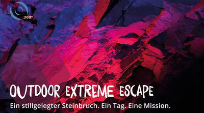Teambuilding im Sauerland - Outdoor Extreme Escape