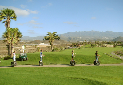 Segway Tour auf Teneriffa – Expedition Tour