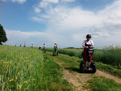 Segway Offroad Anfänger-Tour in Waging am See
