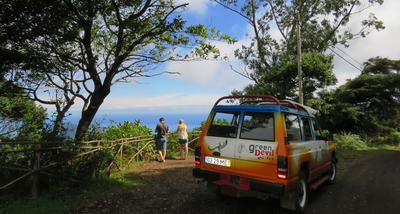 "Jeep-Tour ""Country delights (Land Freuden)"" -  Südosten von Madeira"