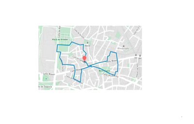 30-minütige Segway-Tour in Madrid