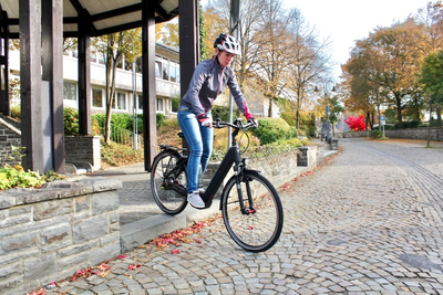 eBike City Fahrsicherheit Training in Köln