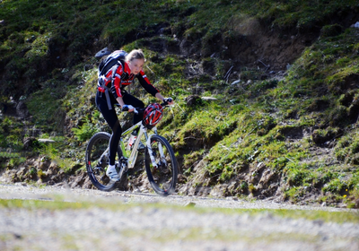 Mountainbike Tour im Inntal - Kufsteiner Runde