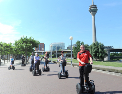 SEGWAY-Tour in Düsseldorf