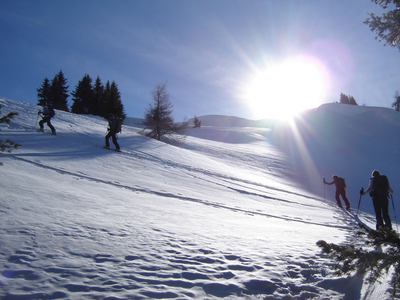 Skitouren-Training und Lawinenkurs BY / Tirol