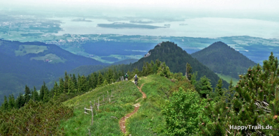 Mountainbike Chiemgau Traverse: Part 1 – vom Inntal ins Achental