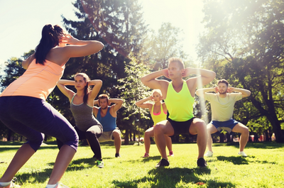 Fitness Bootcamp Oberstdorf (In- / Outdoor)