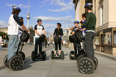 City Segway Tour Berlin