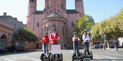 Segway Tour durch Mainz