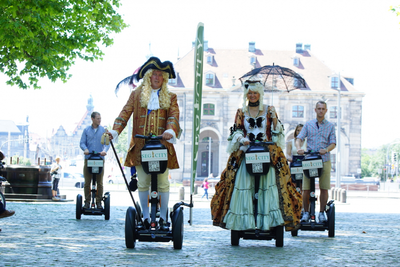 Segway-Klassik-Mini-Tour in Dresden