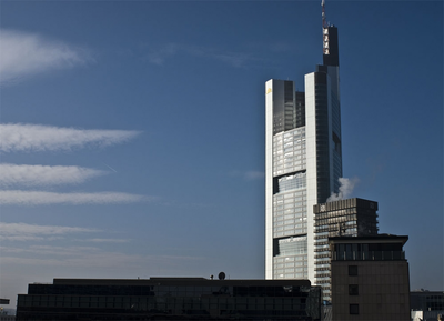 Commerzbank Tower Tour in Frankfurt am Main