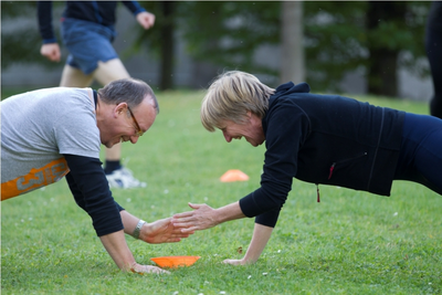3 Einheiten Outdoor Fitness-Training in Siegburg