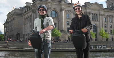 Segway Sightseeing Tour durch Berlin Mitte
