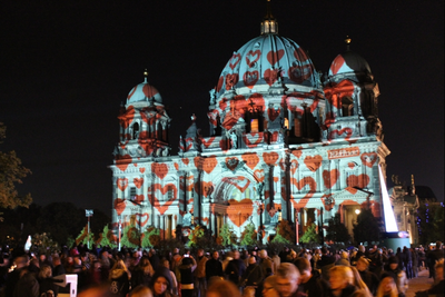 "Segway Tour zum ""Festival of Lights"" in Berlin"