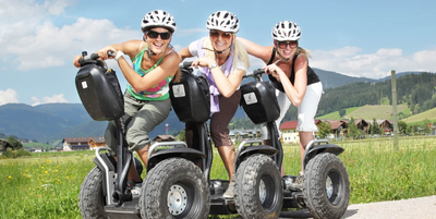 Segway See Tour in Flachau, Salzburger Land