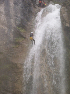 "Canyoning ""UP AND DOWN"" für Anfänger in Schladming"