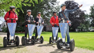 Segway Tour durch Göttingen als Firmenevent