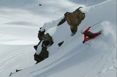 Freeride Kurs Ski und Snowboard / Powder Perfektion am Arlberg