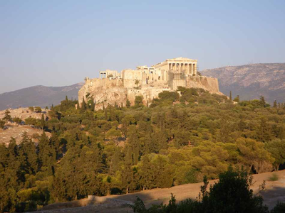 Ultimative Akropolis-Segway-Tour im antiken Athen