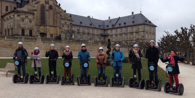 Natur & City Segway-Tour durch Bamberg