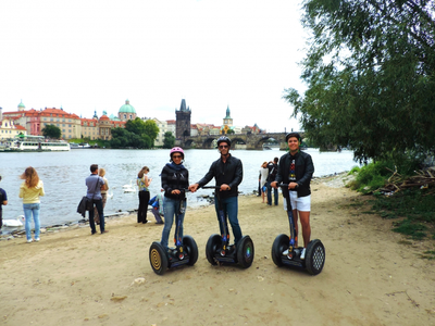 "Segway Tour in Prag - 60 Minuten ""Fun Ride"""