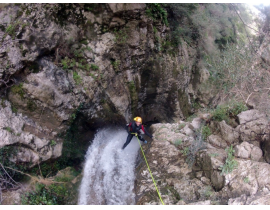 Canyoning Tour auf Mallorca mit Transport inclusive