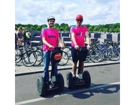 1-stündige Segway Tour in Berlin - Best of