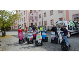 Segway Panorama Tour in Konstanz am Bodensee