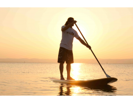 Stand Up Paddling - Anfängerkurs am Neusiedler See-