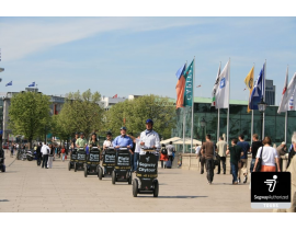 Segway Tour durch Hamburg