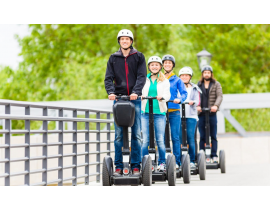 Segway Tour durch Moers
