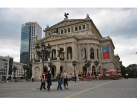 Shopping Tour - alle Highlights von Frankfurt am Main