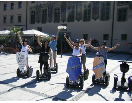 Passau Segway City Tour