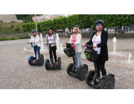 Segway Tour in Erfurt