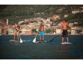 Gardasee - Stand up paddling Aperitivo-Tour - Italien