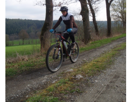 Mountainbike Sauerland - Genuß Tour - Bibertal