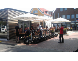 Segway Tour in Heide -