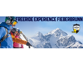 Ski Freeride Camp in Fieberbrunn bei Kitzbühel