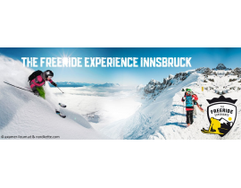 Freeriden in Innsbruck - Tirol
