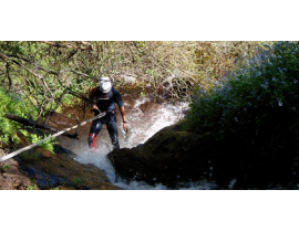 Canyoning im Süden Gran Canaria's