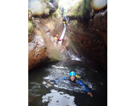 Halbtages Canyoning auf Madeira, Portugal mit Guide