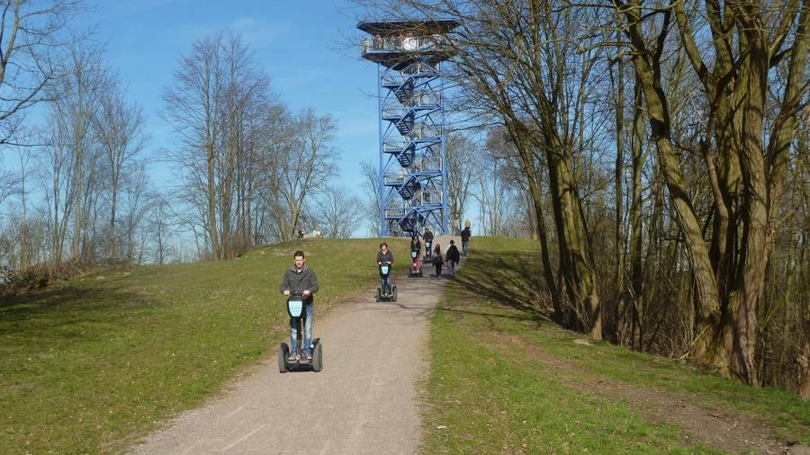 Segway Tour Duisburg - Sechs-Seen-Platte / Tiger & Turtle