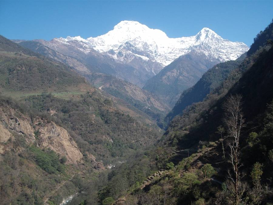 Privat Wandern in Nepal - Poon Hill & Hot Springs